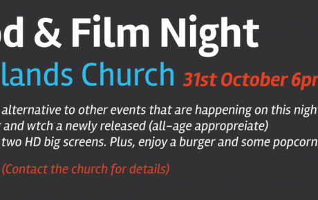 Food & Film Night
